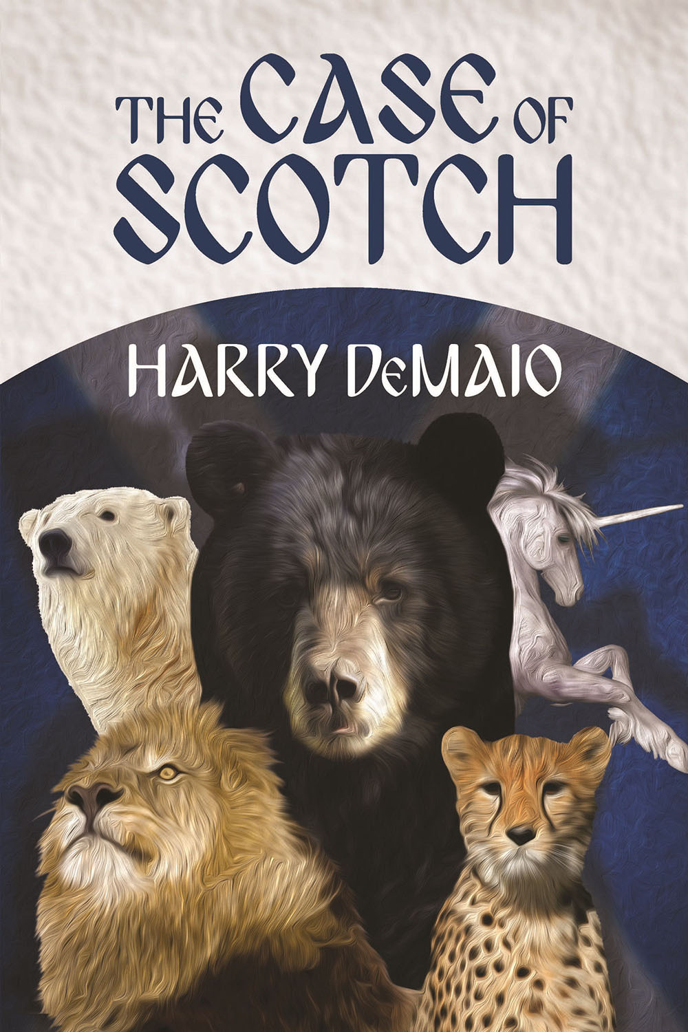 DeMaio, Harry - The Case of Scotch, ebook