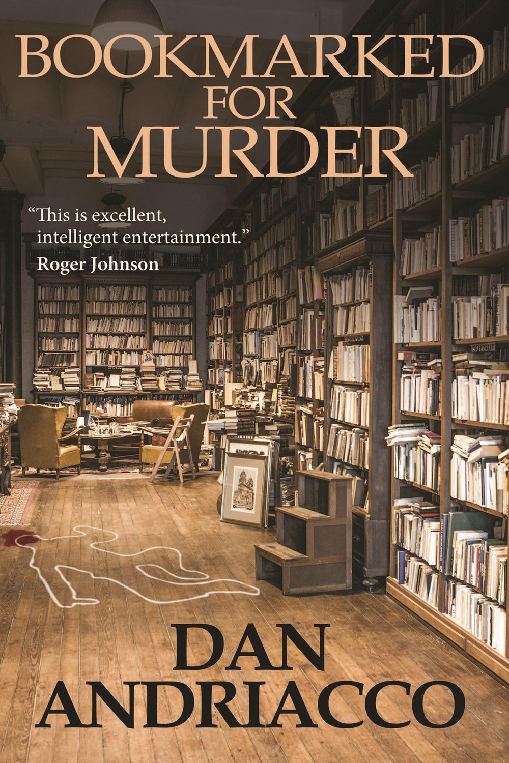 Andriacco, Dan - Bookmarked For Murder, ebook