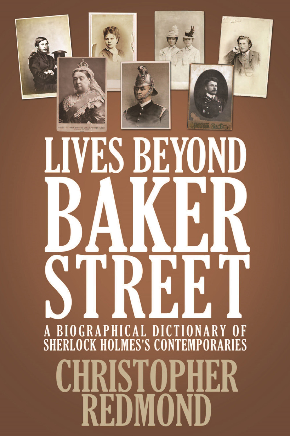 Redmond, Christopher - Lives Beyond Baker Street, ebook