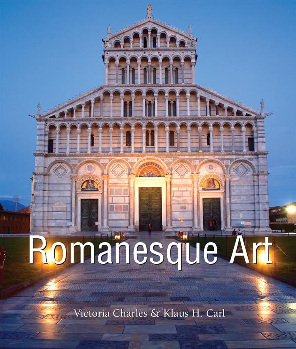 Carl, Klaus - Romanesque Art, ebook