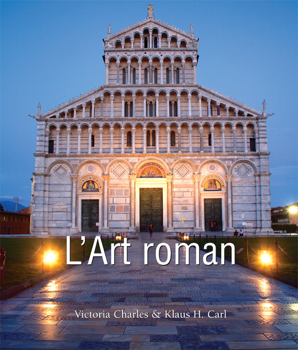 Carl, Klaus - L'Art roman, ebook