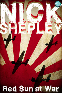 Shepley, Nick - Red Sun at War, e-bok