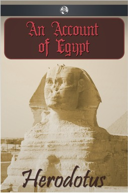 Herodotus - An Account of Egypt, ebook