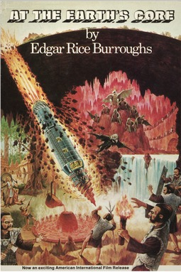 Burroughs, Edgar Rice - At the Earth's Core, ebook
