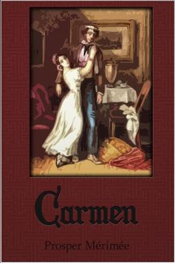 Mérimée, Prosper - Carmen, ebook