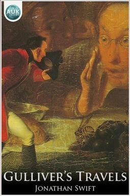 Swift, Jonathan - Gulliver's Travels, ebook