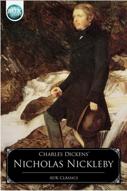 Dickens, Charles - Nicholas Nickleby, e-bok
