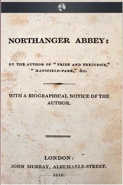 Austen, Jane - Northanger Abbey, e-bok