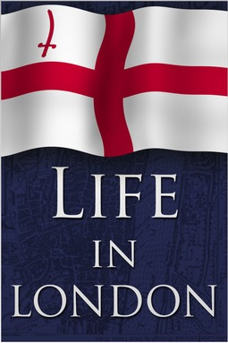 Hodder, Edwin - Life in London, e-bok