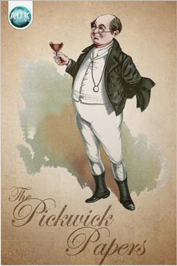 Dickens, Charles - The Pickwick Papers, ebook