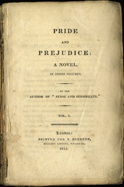 Austen, Jane - Pride and Prejudice, ebook