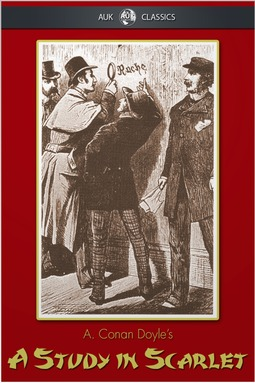 Doyle, Arthur Conan - A Study in Scarlet, ebook