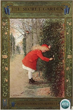 Burnett, Frances Hodgson - The Secret Garden, ebook