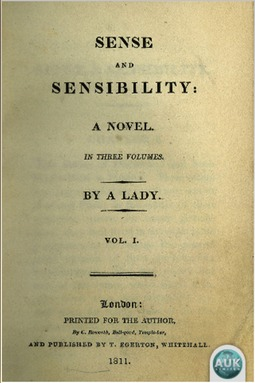 Austen, Jane - Sense and Sensibility, ebook
