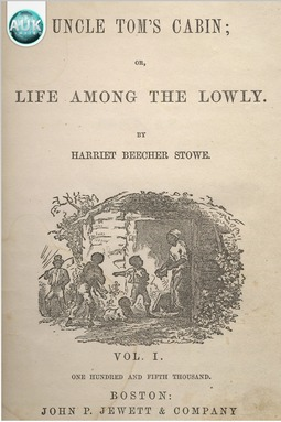 Stowe, Harriet Beecher - Uncle Tom's Cabin, ebook