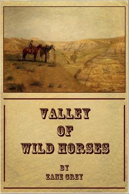 Grey, Zane - Valley of Wild Horses, ebook