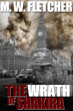 Fletcher, M.W. - The Wrath of Shakira, ebook