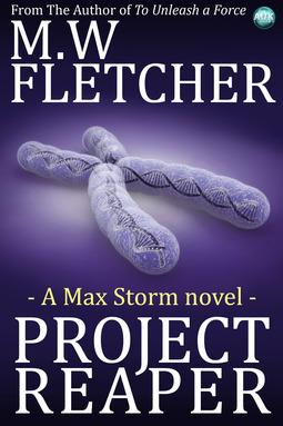 Fletcher, M.W. - Project Reaper, e-kirja