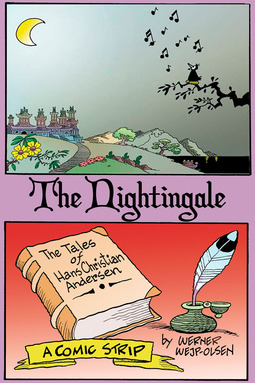 Wejp-Olsen, Werner - The Nightingale, ebook