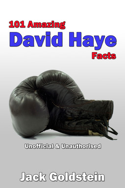 Goldstein, Jack - 101 Amazing David Haye Facts, ebook