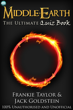 Goldstein, Jack - Middle-earth - The Ultimate Quiz Book, ebook