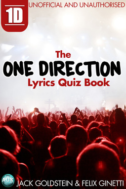 Goldstein, Jack - 1D - The One Direction Lyrics Quiz Book, ebook