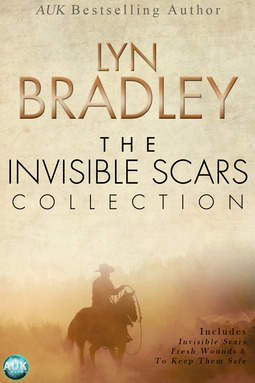 Bradley, Lyn - The Invisible Scars Collection, ebook