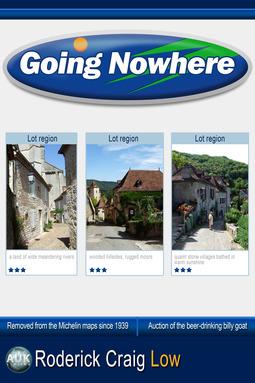 Low, Roderick Craig - Going Nowhere, ebook