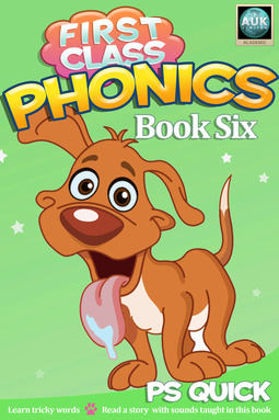 Quick, P S - First Class Phonics - Book 6, ebook