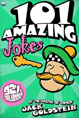 Goldstein, Jack - 101 Amazing Jokes, ebook