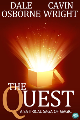Osborne, Dale - The Quest, ebook