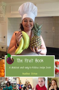 Prince, Heather - The Fruit Book, ebook