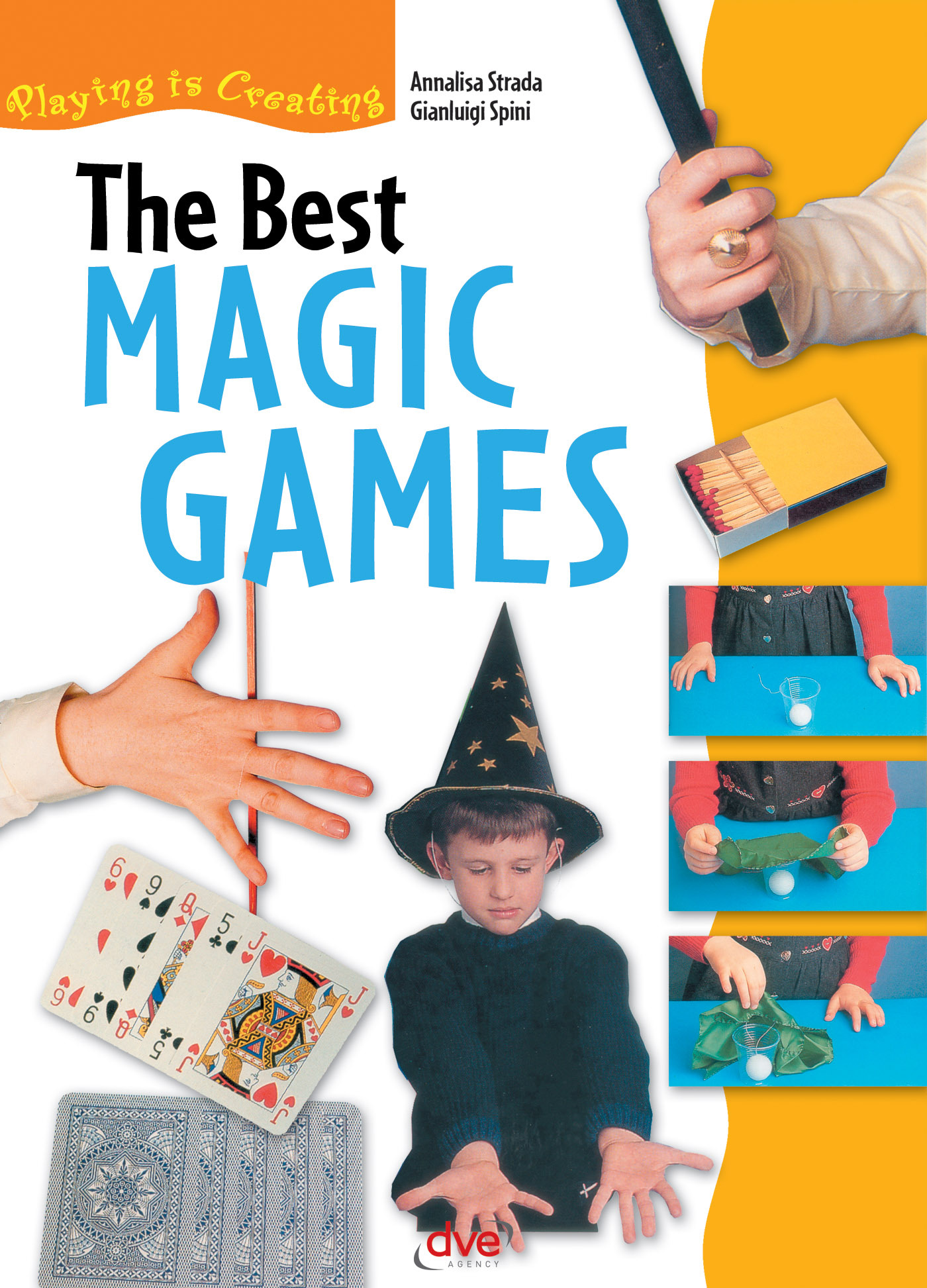 Spini, Gianluigi - The Best Magic Games, ebook