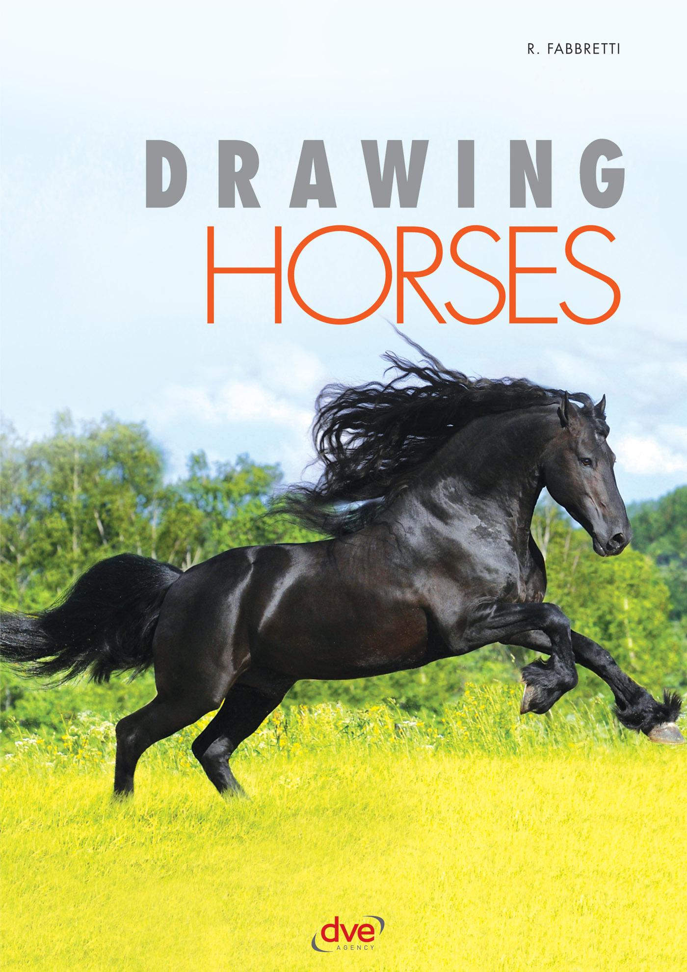 Fabbretti, Roberto - Drawing Horses, ebook