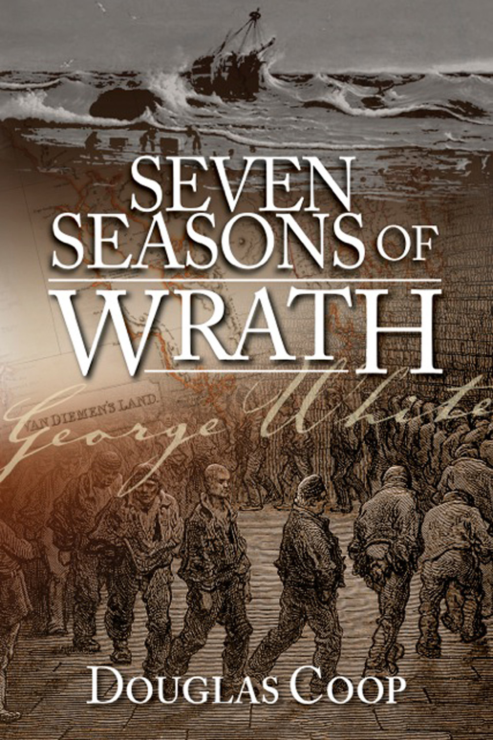 Coop, Douglas - Seven Seasons of Wrath, e-bok