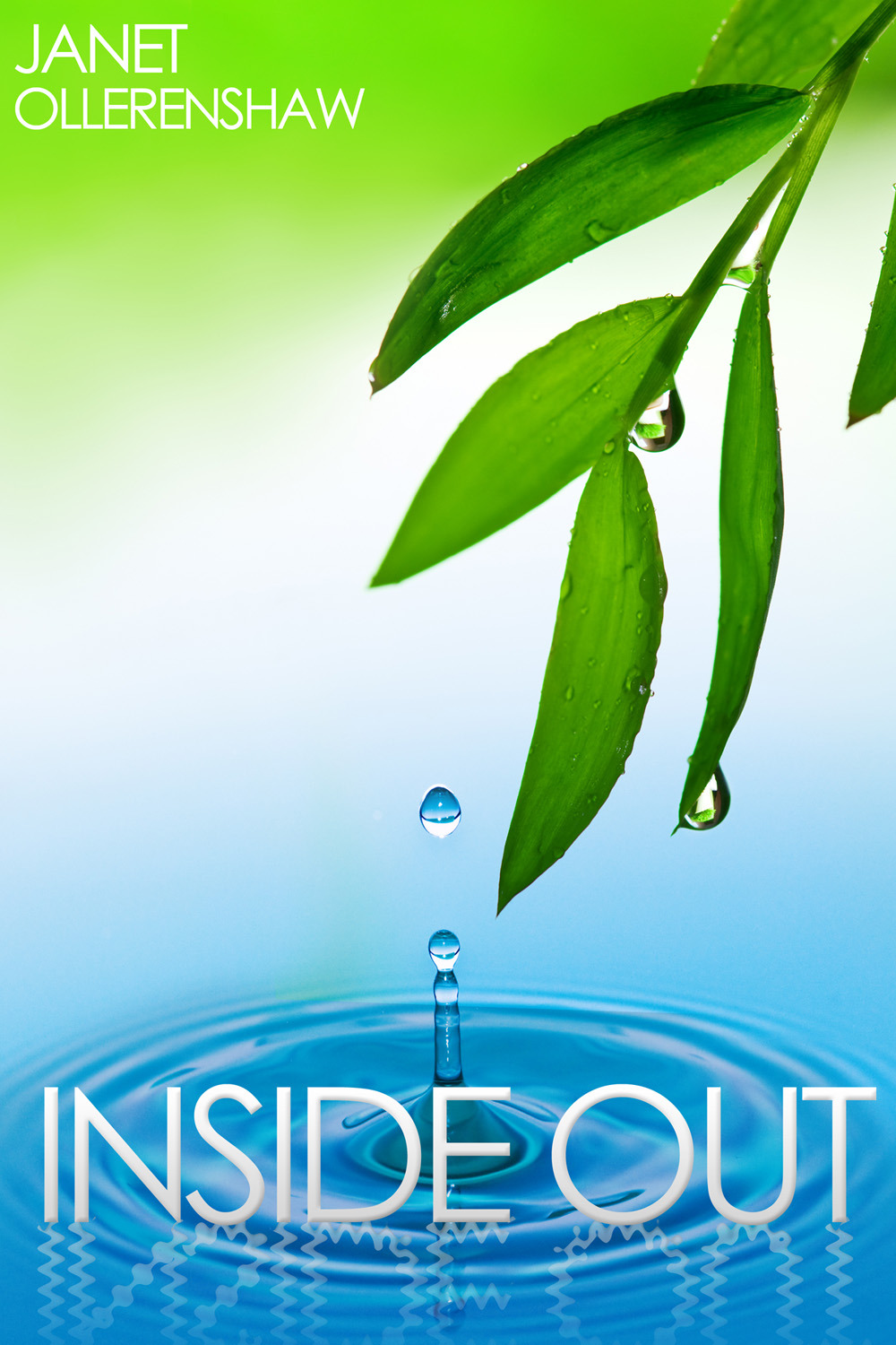 Ollerenshaw, Janet - Inside Out, ebook