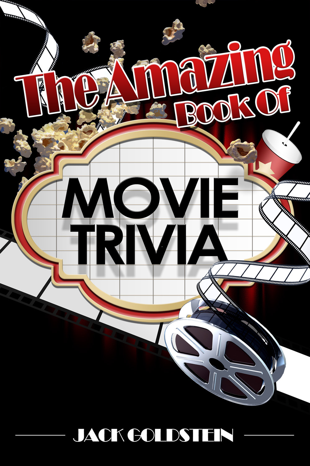 Goldstein, Jack - The Amazing Book of Movie Trivia, ebook