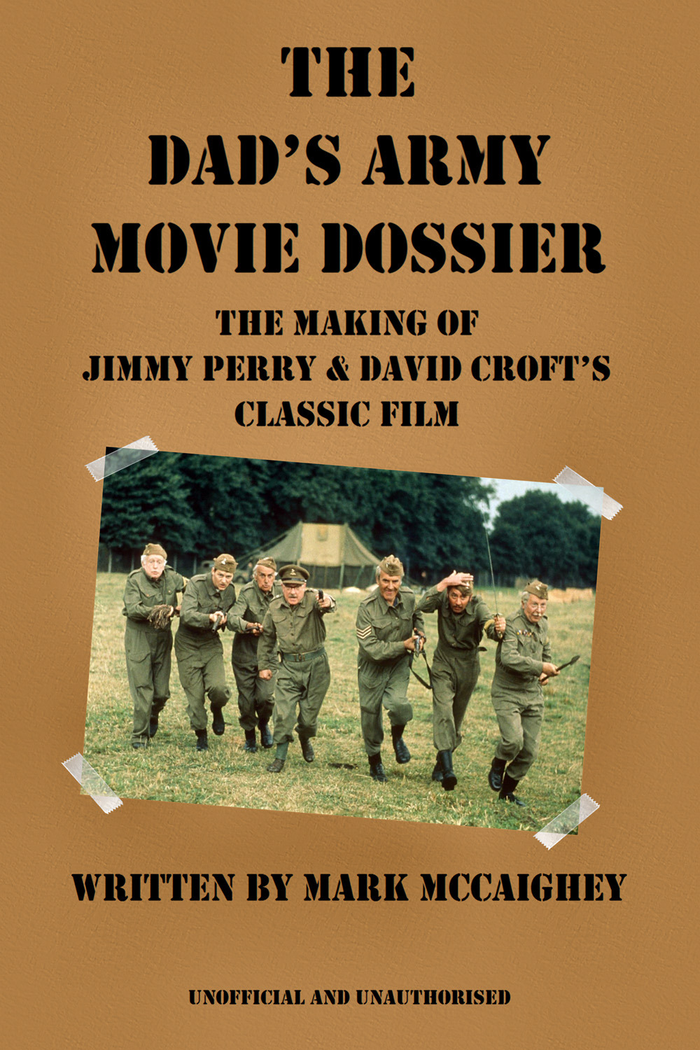 McCaighey, Mark - The Dad's Army Movie Dossier, ebook