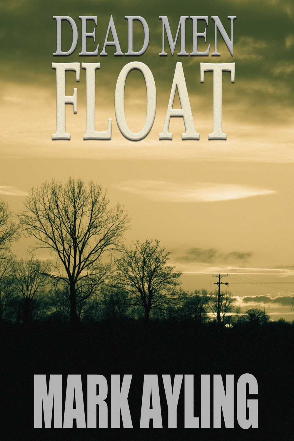 Ayling, Mark - Dead Men Float, ebook