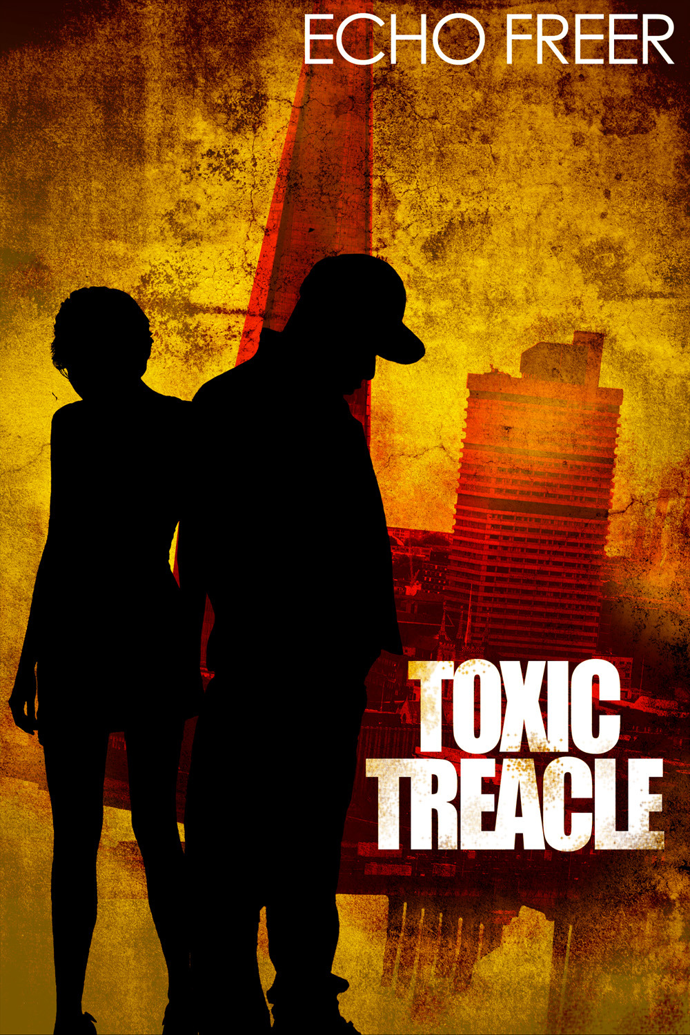 Freer, Echo - Toxic Treacle, ebook