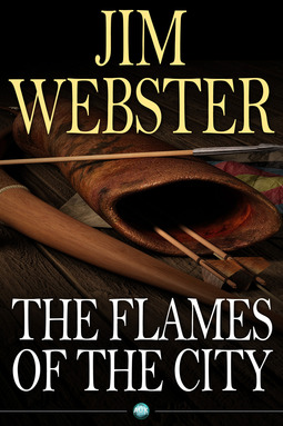 Webster, Jim - The Flames of the City, ebook