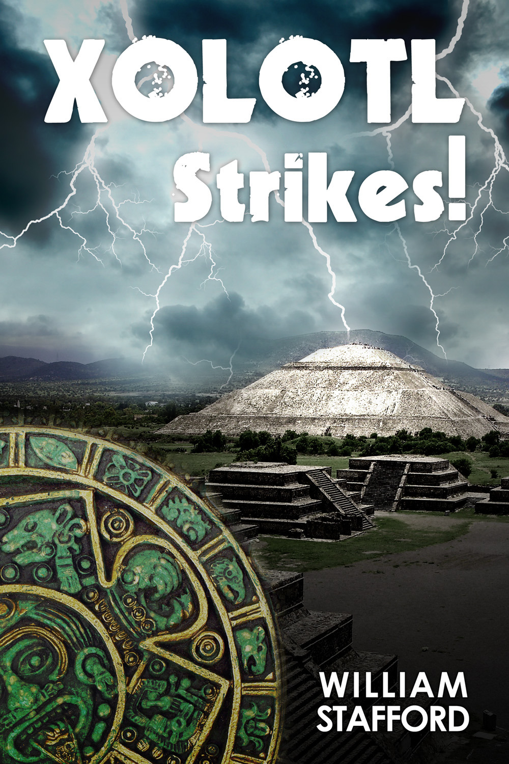 Stafford, William - Xolotl Strikes!, ebook