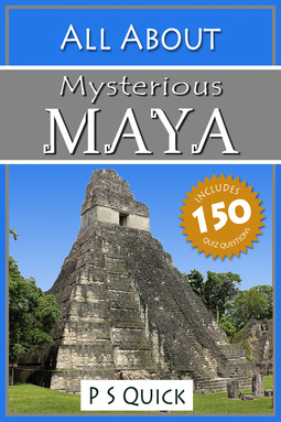 Quick, P S - All About: Mysterious Maya, ebook