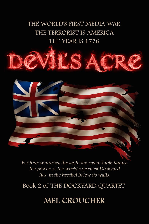 Croucher, Mel - Devil's Acre, ebook