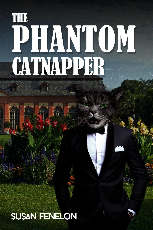 Fenelon, Susan - The Phantom Catnapper, ebook