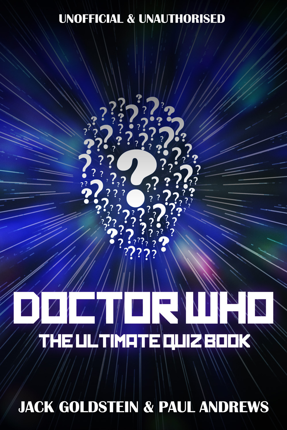 Goldstein, Jack - Doctor Who: The Ultimate Quiz Book, ebook