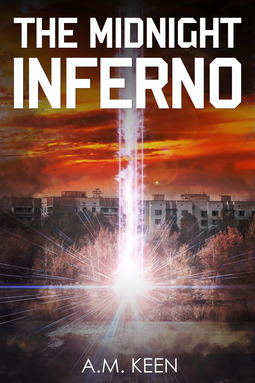 Keen, A. M. - The Midnight Inferno, ebook