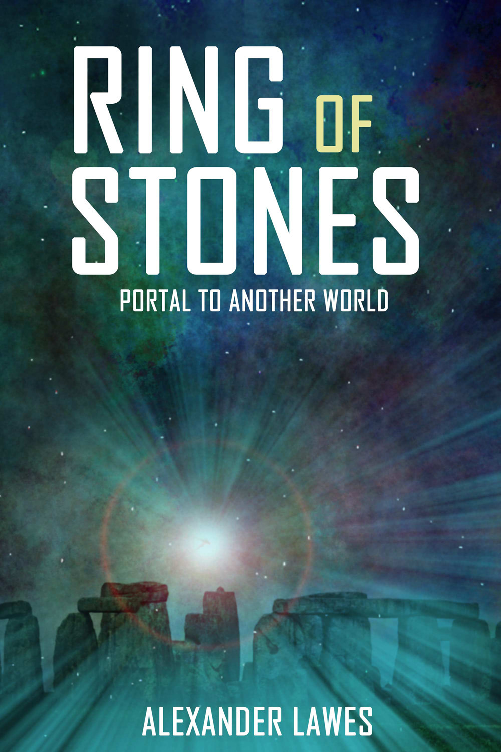 Lawes, Alexander - Ring of Stones, ebook