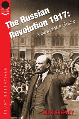 Shepley, Nick - The Russian Revolution 1917, e-bok