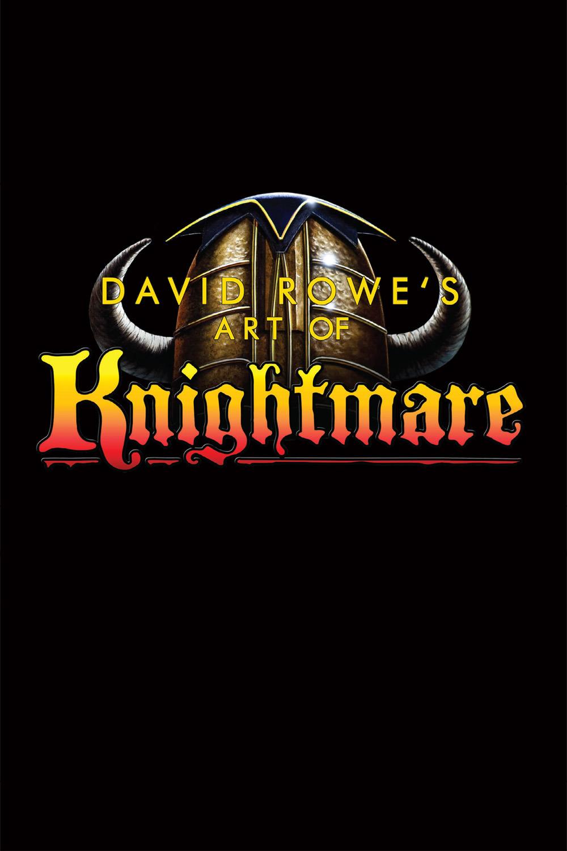 Rowe, David - David Rowe's Art of Knightmare, ebook